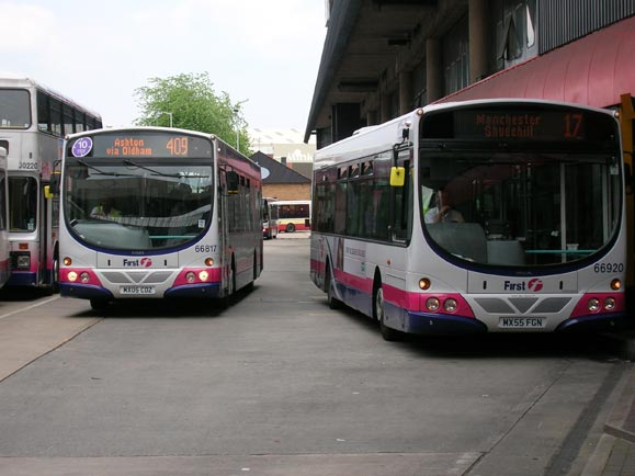 Rochdale Bus Station