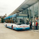 Eccles Bus Station (Practika Sport Zoom Fifty).