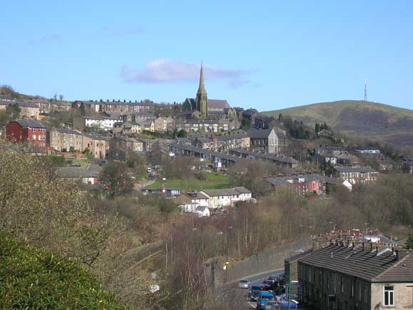 Roughtown, Mossley, Lancashire